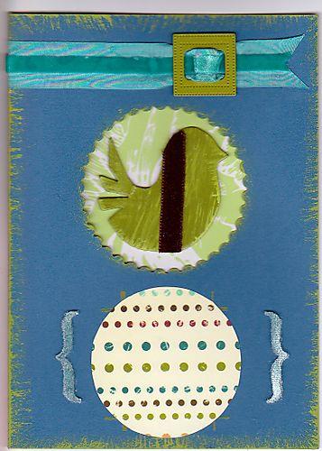 Cocoa Daisy bird