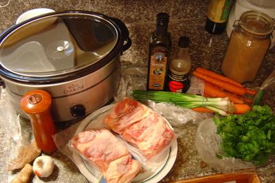 Kismet Art Martha Stewart S Slow Cooker Soy Ginger Chicken